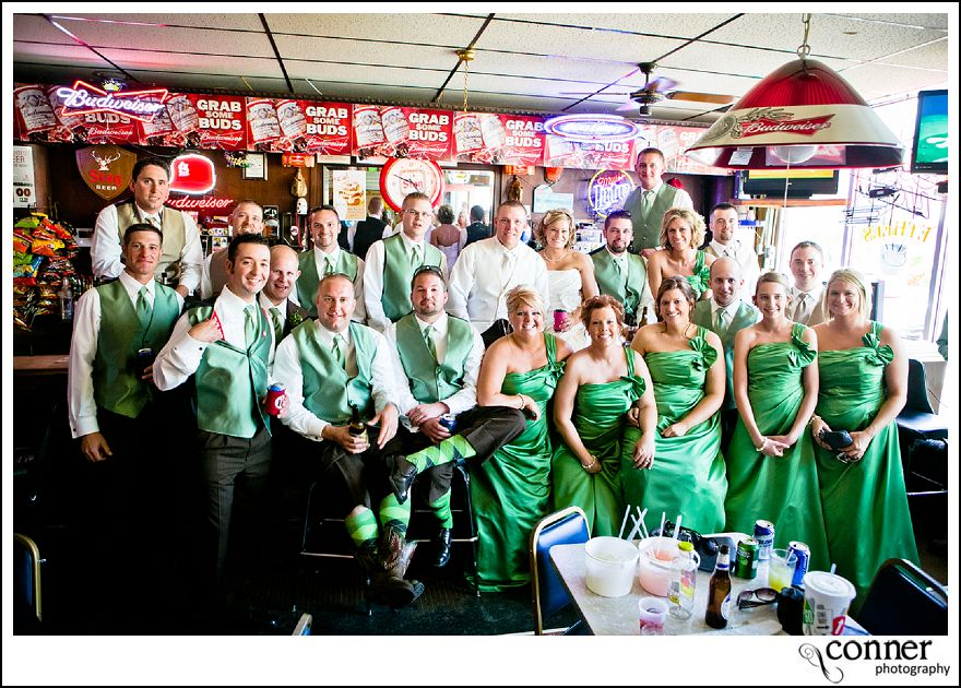 St Louis Wedding Photographers - John Deere Country Wedding (50)