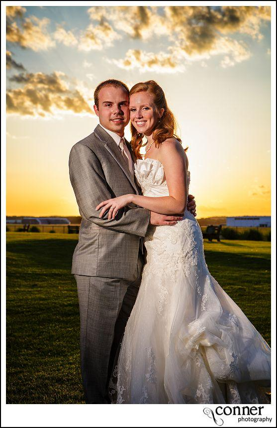Landings At Spirit Golf Club Wedding By St Louis Wedding