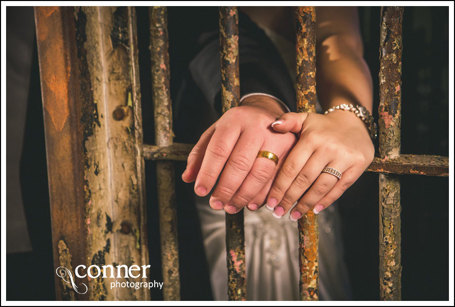 Police officer corrections wedding photos (19)