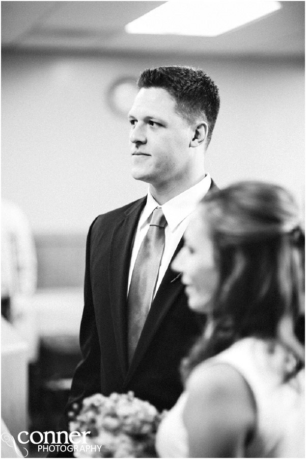St. Louis Belleville Courthouse Wedding Photography