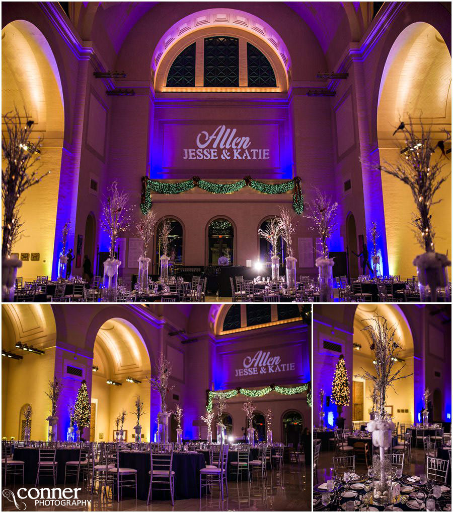 St Louis Art Museum Wedding Reception Photos