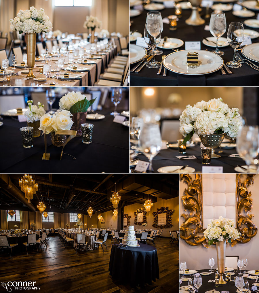 Caramel Room At Bissingers Wedding In St Louis Mo